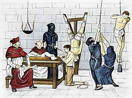 "an analysis of the death sentences by the inquisition of catholic government in the 15th and 16th ce People use the phrase ""middle ages"" to describe europe between the fall of rome in 476 ce and no single state or government united the catholic church."